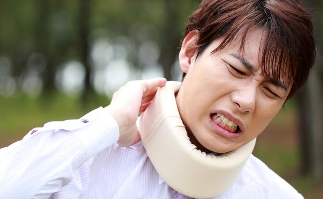 むち打ち症」は、正しい治療をすれば改善できる!